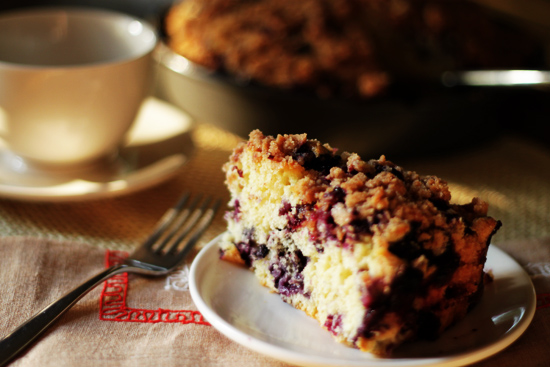 Post image for BLUEBERRY BUCKLE & BETTY