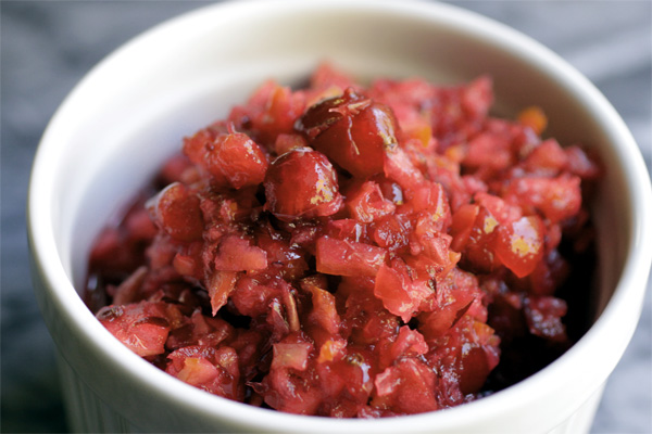 Post image for CRANBERRY ORANGE RELISH-SALAD